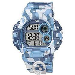 Q&Q by Citizen Camuflaje M144J007 Azul