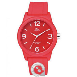Q&Q by Citizen VR35J013Y Rojo