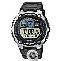 Casio Collection AE-2000W-1A Sumergible