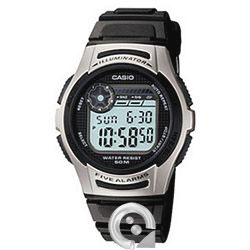Casio Collection W-213-1A Digital