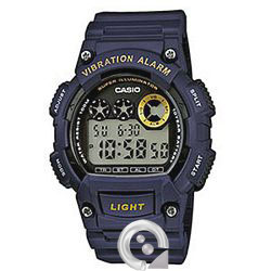 Casio Collection W-735H-2A Digital