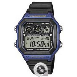 Casio Collection AE-1300WH-2A azul