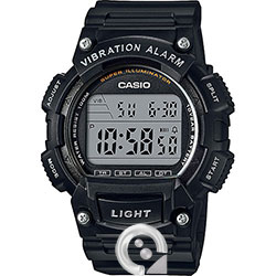 Casio Collection W-736H-1A Digital
