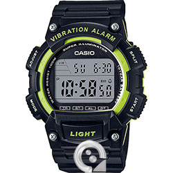 Casio Collection W-736H-3A Digital