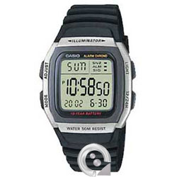 Casio Collection W-96H-1A Digital