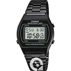 Casio B640WB-1A Digital Negro