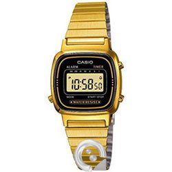 Comprar Reloj Casio Collection LA670WEGA-1E Dorado