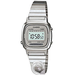 Comprar Reloj Casio Collection LA670WEA-7E Plateado