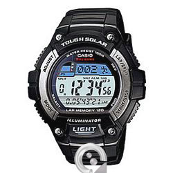 Casio Collection W-S220-1A Solar