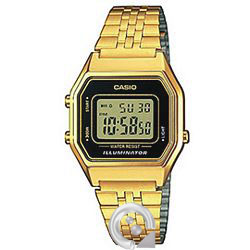 Comprar Reloj Casio Collection LA-680WEGA-1E Dorado