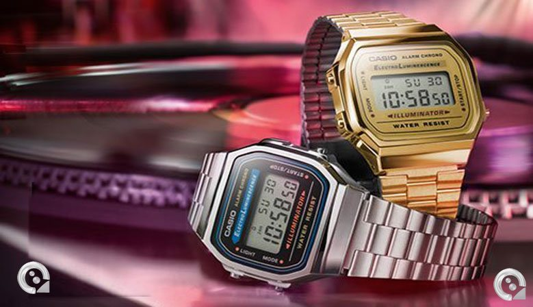 Muchos relojes Casio, G-Shok, Edifice, Casio collection.